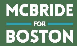 McBride for Boston City Council District 3